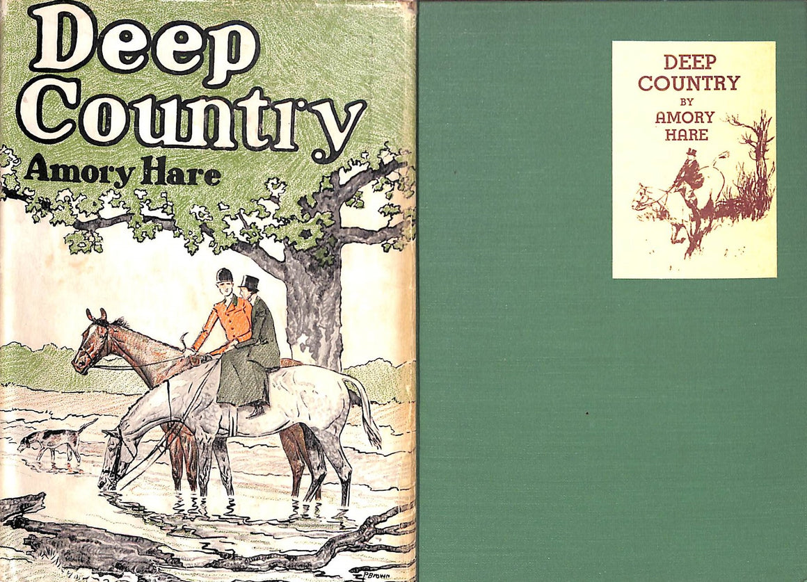 Deep Country by Amory Hare