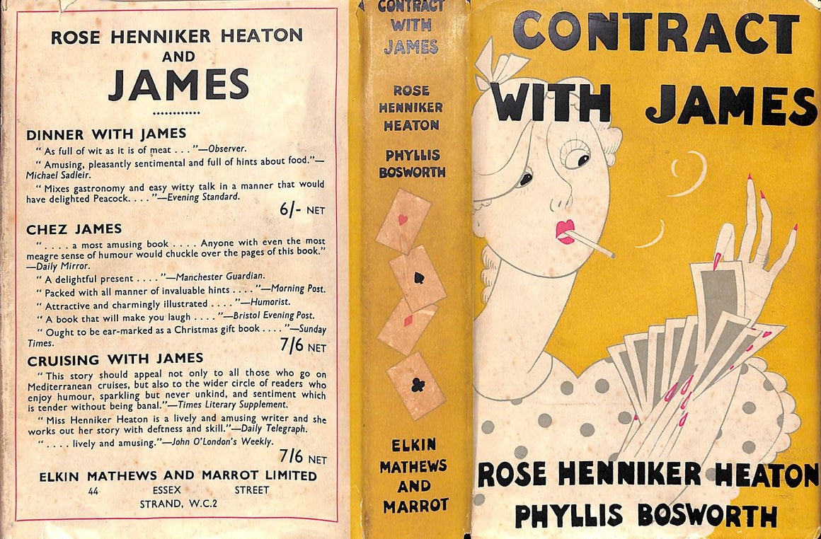 Contract with James by Rose Henniker Heaton and Phyllis Bosworth