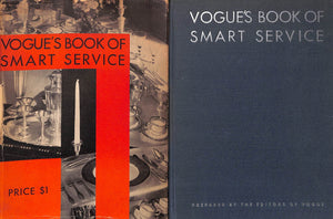 """Vogue's Book of Smart Service"""