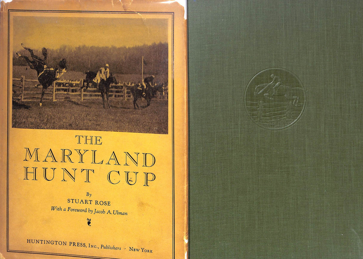 The Maryland Hunt Cup by Stuart Rose