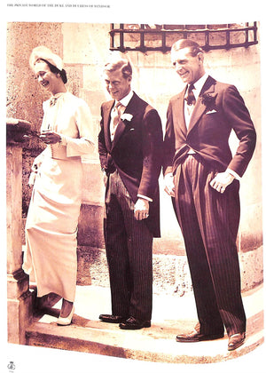 """The Private World of The Duke and Duchess of Windsor"" VICKERS, Hugo"