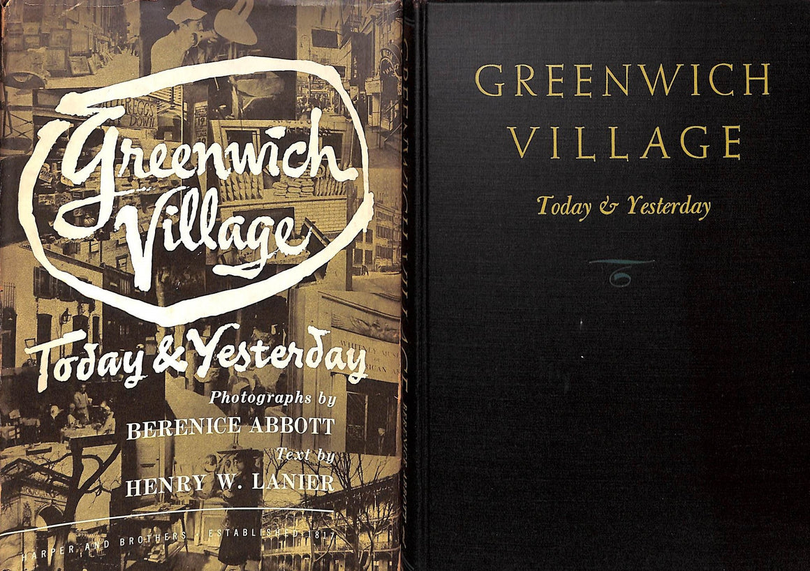 Greenwich Village by Henry W. Lanier