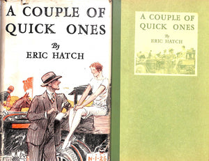 """A Couple of Quick Ones"" 1928 by Eric Hatch"