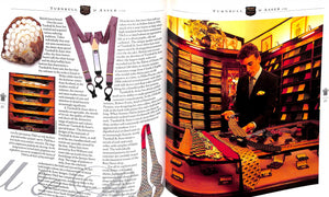"""Turnbull & Asser Shirtmakers The Pedigree and Style of a Very English Institution"""