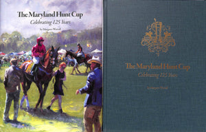 """The Maryland Hunt Cup: Celebrating 125 Years"" 2018 by Margaret Worrall"