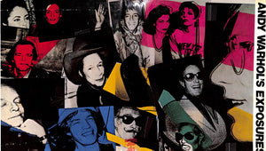 Andy Warhol's Exposures by Andy Warhol & Bob Colacello