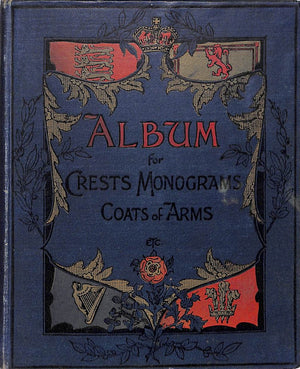 Album for Crests Monograms Coats of Arms