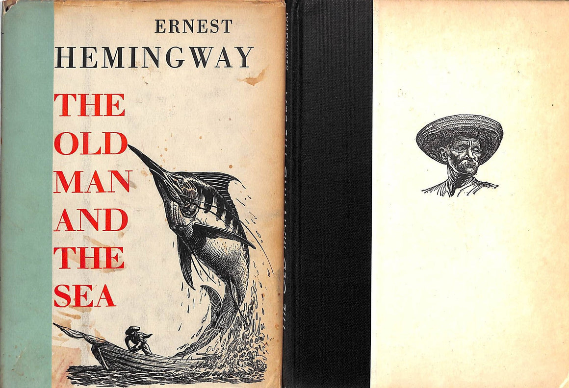 """The Old Man And The Sea"" 1955 by Ernest Hemingway"