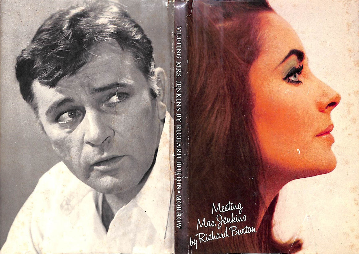 Meeting Mrs. Jenkins by Richard Burton