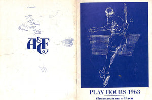 Abercrombie & Fitch Play Hours 1963