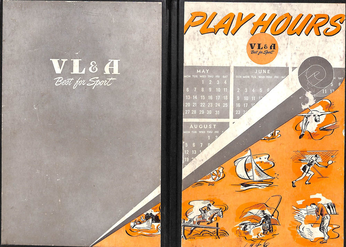 "V L & A Best for Sport ""Play Hours"""