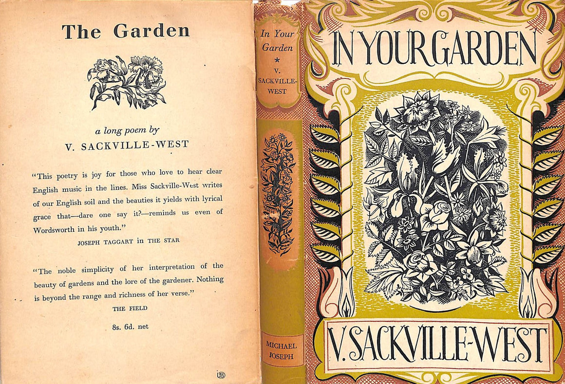 """In Your Garden"" 1952 by V. Sackville-West"