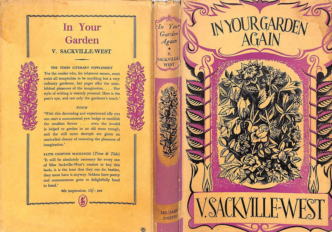 In Your Garden Again by V. Sackville-West