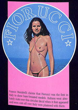 """Fiorucci: The Book"" 1980 by Eve Babitz"