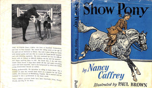 """Show Pony"" 1954 Illustrated by Paul Brown"