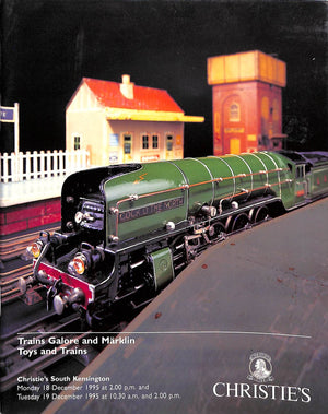 Christie's South Kensington: Trains Galore and Marklin: Toys and Trains