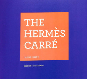 """Le Carre Hermes"" 2009 Ltd Ed #208/1555"