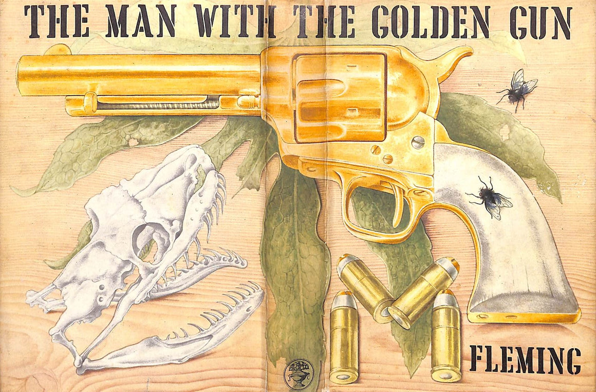 """The Man with the Golden Gun"" 1965 by Ian Fleming"