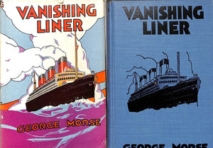 """Vanishing Liner"" 1934 by George Morse"