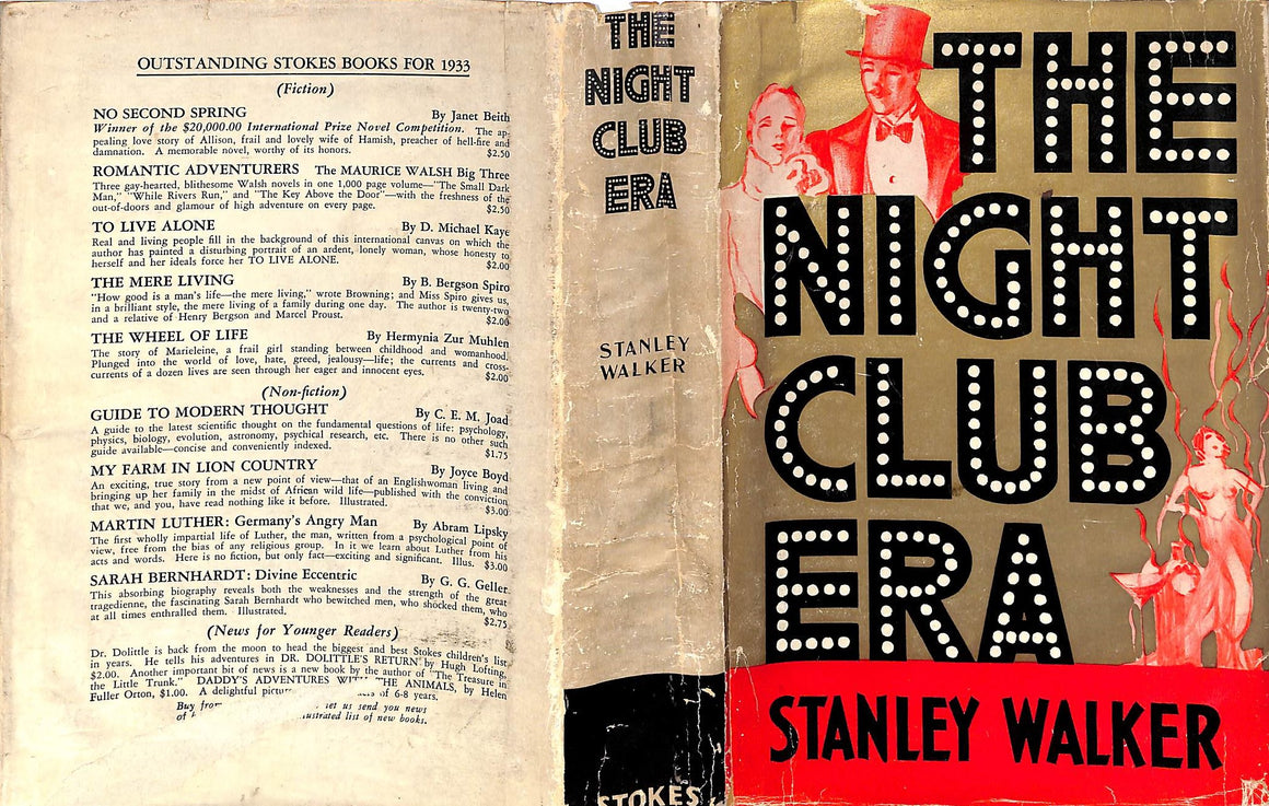 """The Night Club Era"" by Stanley Walker"