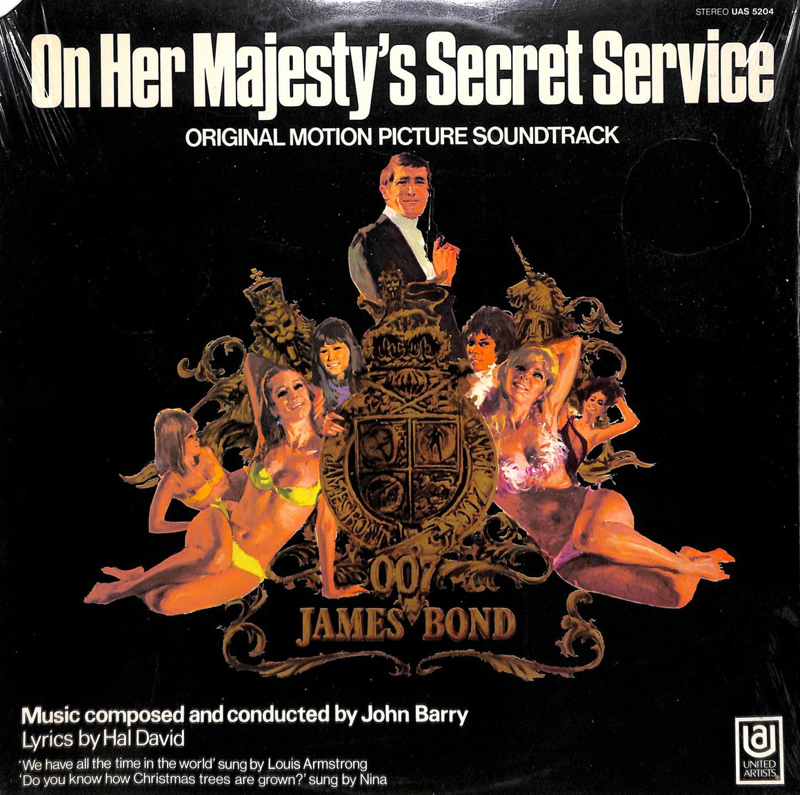 On Her Majesty's Secret Service Original Motion Picture Soundtrack