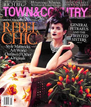 Town & Country March 2013