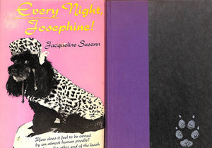 """Every Night, Josephine!"" 1963 by Jacqueline Susann (Inscribed!)"