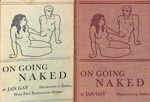 """On Going Naked"" 1932 Gay, Jan"