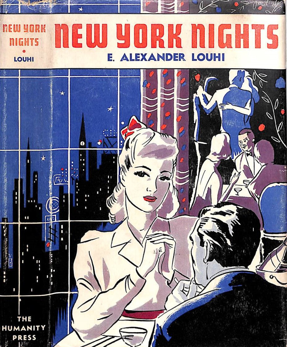 """New York Nights"" Louhi, E. Alexander"