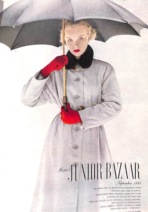 Harper's Bazaar September 1948