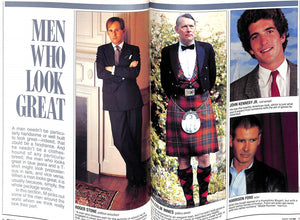 """M The Civilized Man: Looking Great"" August 1985"