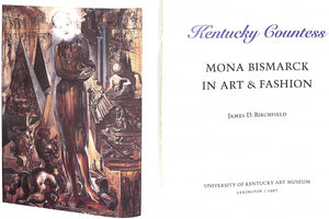"""Kentucky Countess Mona Bismark in Art & Fashion"" Birchfield, James D."