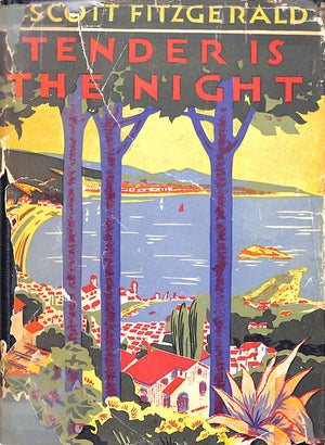"""Tender Is The Night: A Romance"" 1934 Fitzgerald, F. Scott (Sold!)"
