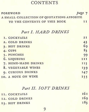 """Good Drinks"" 1939 by Heath, Ambrose"