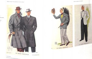 """Elegance and Style: Two Hundred Years of Men's Fashions"" Vittoria de Buzzaccarini"