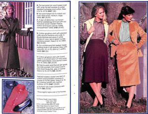Brooks Brothers Fall 1981