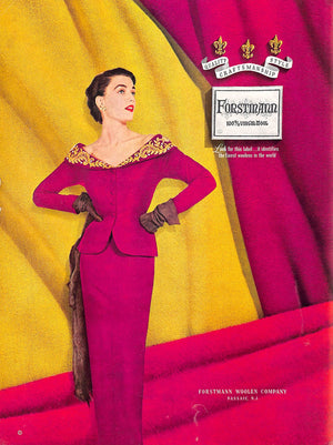 American Fabrics Number 16 Winter 1950 - 51