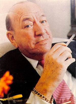 Noel Coward Christmas Card (Signed!)