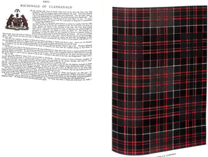 """The Clans & Tartans of Scotland"" 1992 Grant, James"