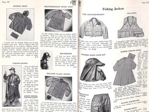 Abercrombie & Fitch 1937 Hunting & Fishing Catalogue
