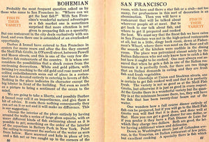 """Bohemian San Francisco"" 1914 EDWORDS, Clarence E."