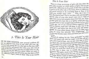 """Let's Face It: a Guide to Good Grooming for Negro Girls"" ARCHER, Elsie"