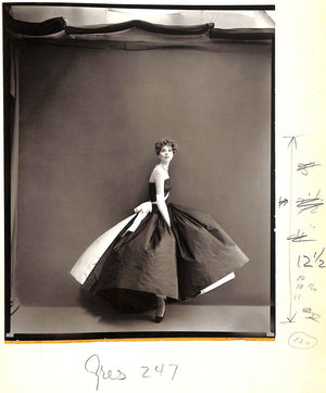 """Richard Avedon Made in France"" THURMAN, Judith [text by]"
