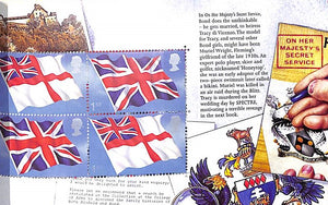 """Ian Fleming's James Bond Royal Mail Book of Stamps"""