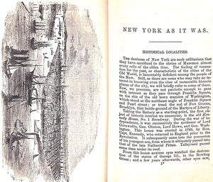 """Miller's Stranger's Guide for the City of New York with Map"" MILLER, James"