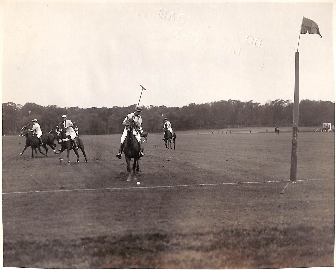 """US Polo Team Final Practice for Match w/ Argentina at The Piping Rock Club Locust Valley, LI"""