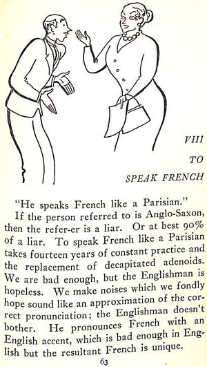 """Password to Paris: Advice For The Thrifty"" ACHESON, Edward"