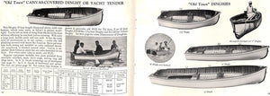 """Old Town Canoes & Boats 1939 Catalogue"""