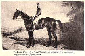 """The Grand National 1839-1930"" MUNROE, David Hoadley"