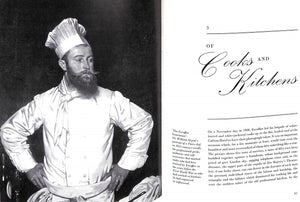 """The World of Escoffier"" 1995 SHAW, Timothy"